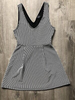 $14.99 • Buy Zara Stripped Mini Dress Size Small