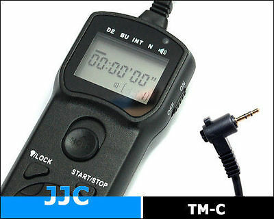 TM-C Multi-Function Timer Remote Control For Canon 550D 600D 650D 700D G12 G15 • 28.99£