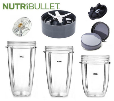 AU34 • Buy Accessories For Nutribullet Nutri Bullet Replacement Extras Spare Parts Cups