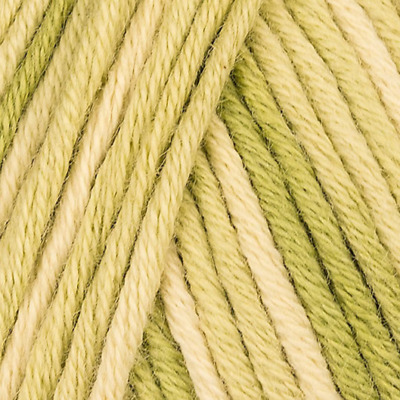 Debbie Bliss ECO BABY PRINTS Organic Cotton Knitting Yarn 50g - 56009 Citrus • 5.99£