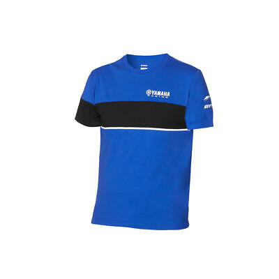 Official 2020 Yamaha Racing Paddock Blue Race Men's 'Wiltshire' T-Shirt • 32.99£