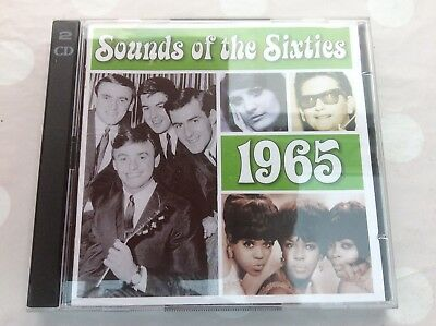 Time Life Sounds Of The Sixties 1965 Cds X 2 • 18.99£