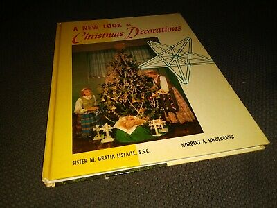 $ CDN12.64 • Buy Vintage Book On Christmas Decorations How-To Crafts Decorating Ornaments