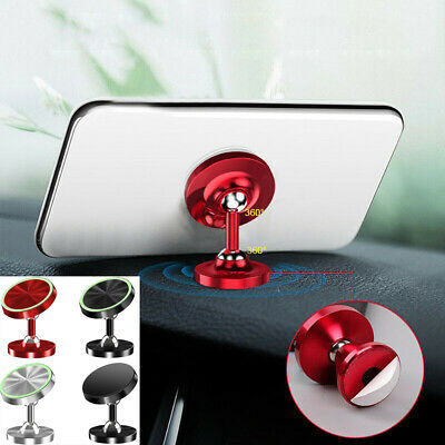 $3.22 • Buy 1pc 360° Magnetic Car Dashboard Phone Holder Mount Stand Universal Accessories