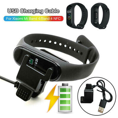 $1.58 • Buy USB Charging Cable Disassembly-free Charger Adapter For Xiaomi Mi Band 4 NFC