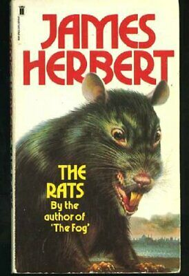 £5.49 • Buy The Rats By James Herbert Book The Cheap Fast Free Post