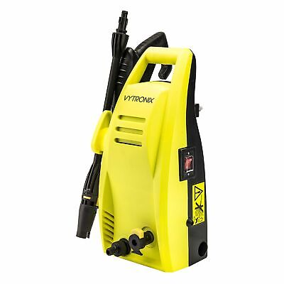 £44.99 • Buy VYTRONIX Pressure Washer Powerful High Performance 1500W Jet Wash For Car Patio