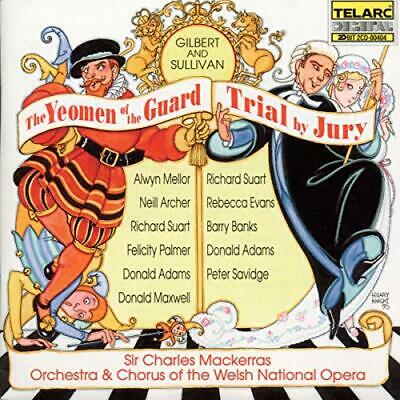 Gilbert & Sullivan: The Yeomen Of The Guard/Trial By Jury -  CD 17VG The Cheap • 3.81£