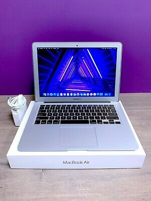 View Details Apple MacBook Air 13 / 2017-2018 / Core I7 2.2Ghz / 8GB / 256GB SSD / Warranty • 699.00$