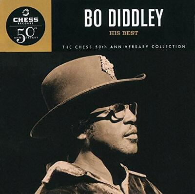£3.49 • Buy Bo Diddley - His Best - Bo Diddley CD QKVG The Cheap Fast Free Post The Cheap