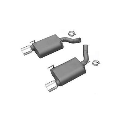 $299.99 • Buy Legato 2005-2010 Ford Mustang GT 5.0L V8 Performance Dual Rear Axle-Back Exhaust