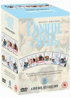 Danielle Steel Collection - Changes/Daddy/Fine Things/Heartbeat/M... - DVD  JEVG • 54.17£