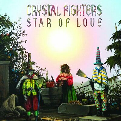 Crystal Fighters - Star Of Love - Crystal Fighters CD 12VG The Cheap Fast Free • 3.49£