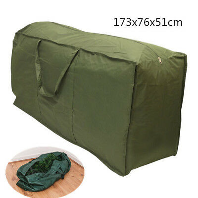 Extra Large Waterproof Polyester Cushion / Christmas Tree Storage Bag Pack Sack • 12.99£