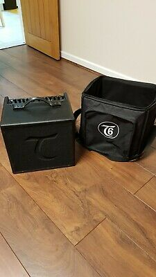 £270 • Buy Tanglewood T6 Acoustic Amp