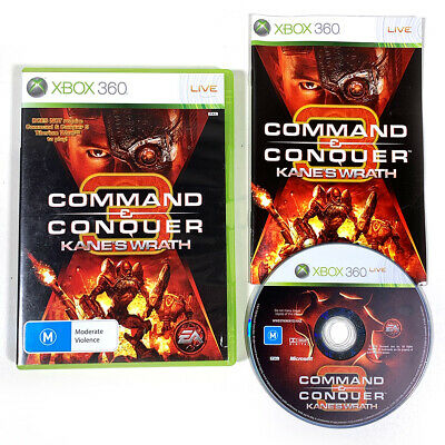 AU19.90 • Buy Command & Conquer 3 Kane's Wrath Xbox 360 Kanes With Manual AU