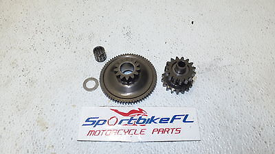 $29.70 • Buy 04-05 SUZUKI GSXR750 ENGINE MOTOR IDLER GEAR 600 CLUTCH STARTING Starter Gsxr600