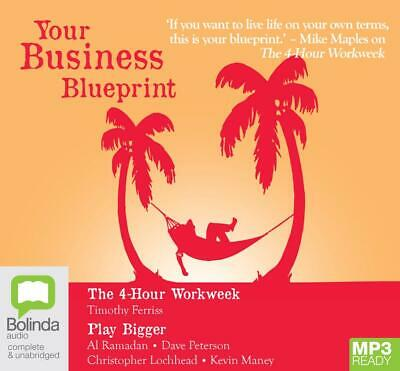 AU43.16 • Buy Your Business Blueprint Giftpack: The 4-Hour Work Week / Play Bigger By Timothy