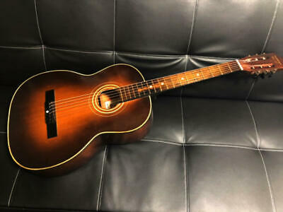 AU617.37 • Buy Yamaha No.10A No10A Dynamic Acoustic Guitar Ttested Used Vintage Rare