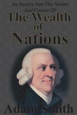 AU37.38 • Buy Inquiry Into The Nature And Causes Of The Wealth Of Nations By Adam Smith (Engli