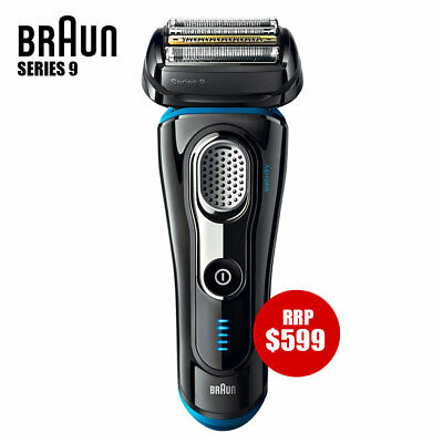AU249 • Buy Braun Series 9 Men Electric Foil Shaver Wet/Dry Precision Trimmer Recharge BLACK
