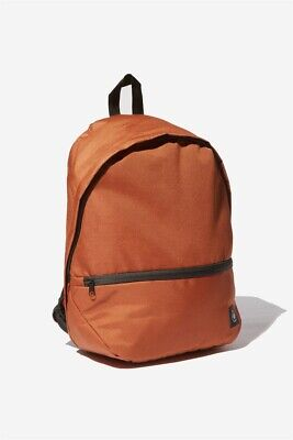 View Details Lost Unisex Transit Backpack Lost Bags  In  Orange • 29.99AU