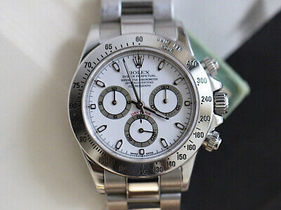 $ CDN25405.81 • Buy Rolex Oyster Perpetual 116520 Cosmograph Daytona Stainless Steel White Dial 40mm