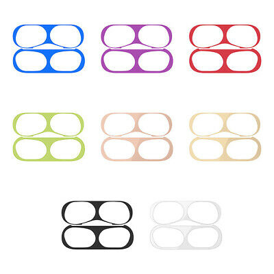 $ CDN5.78 • Buy For AirPods Pro Metal Dust Guard Protective Film Accessories Protective Sticker