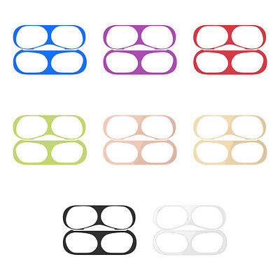 $ CDN4.66 • Buy For AirPods Pro Metal Dust Guard Protective Film Accessories Protective Sticker