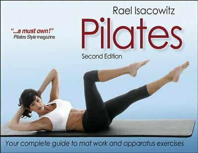 Pilates By Rael Isacowitz Book The Cheap Fast Free Post • 14.99£