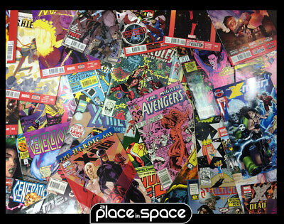 5 X MARVEL COMICS - RANDOM BARGAIN BUNDLE PACK, NO DUPLICATES, SPIDEY, AVENGERS • 3.99£