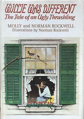 $ CDN281.96 • Buy Norman Rockwell- Signed Hardbound Book;  Willie Was Different