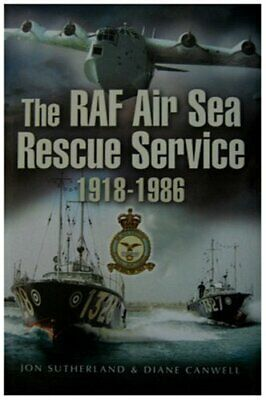 £14.99 • Buy The RAF Air Sea Rescue Service 1918-1986 By Canwell, Diane Hardback Book The