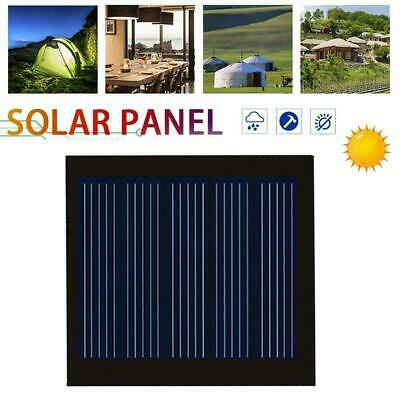 $1.47 • Buy Battery Charger 5V 0.5W DIY Smart Solar Panel Module For Cell Phone System X5D1