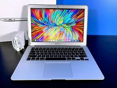$689 • Buy Apple MacBook Air 13 Laptop / 3.3 GHz TURBO I7! /  OSX-2018! / 3 Year Warranty!