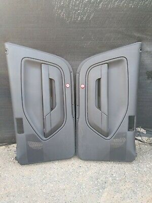 $249.99 • Buy 2005-2009 Ford Mustang Driver Passenger Left Right Interior Door Panel Set 05-09