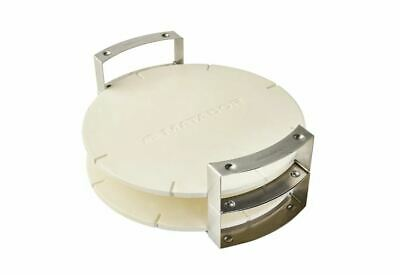 AU88 • Buy Matador Stackable Pizza Stone, Bbq, Party Outdoor Entertaining, NEW Dominoes