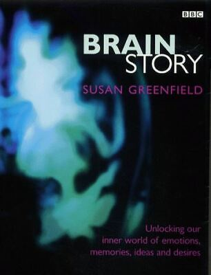 Very Good, Brain Story: Why Do We Think And Feel As We Do?, Greenfield, Susan, H • 3.79£