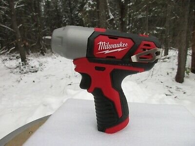 """Free Ship, Tool Only, Milwaukee 2463-20 M12 Li-ion 12 Volt 3/8"""" Impact Wrench • 85.11$"""