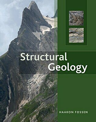 £15.99 • Buy Structural Geology By Fossen, Haakon Hardback Book The Cheap Fast Free Post