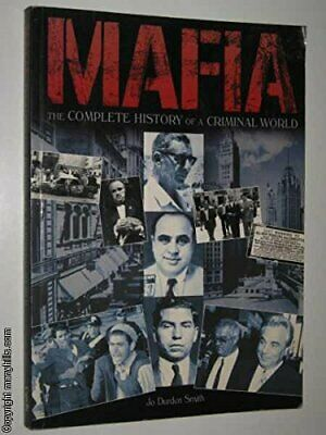 Mafia By Jo Durden Smith Book The Cheap Fast Free Post • 2.45£