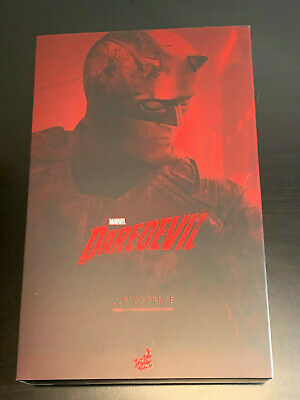 $245 • Buy HOT TOYS TMS003 1/6 Scale Daredevil Netflix Action Figure Used Complete Marvel
