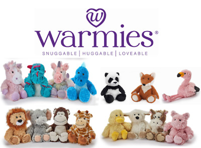 £8.95 • Buy Warmies By Intelex | Huggable Microwave Lavender Scented Soft Toys