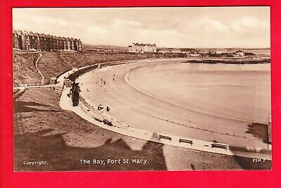 £2.50 • Buy Postcard - PORT ST MARY IoM - ISLE OF MAN - The Bay - #PSM3