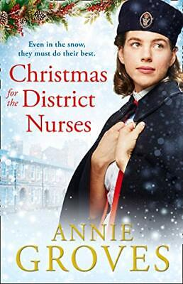 £3.29 • Buy Christmas For The District Nurses: The New Heartwarming Wart... By Groves, Annie