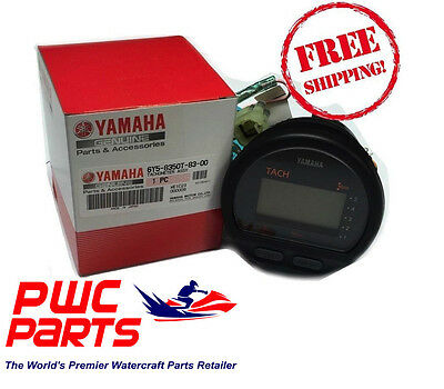 AU338.24 • Buy YAMAHA OEM Multi-Function Gauge Tachometer Tach Outboards NEW 6Y5-8350T-D0-00