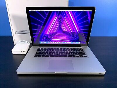 $629 • Buy 15 MacBook Pro Pre-Retina 8GB RAM / 1TB With OS X-2018 Installed / 3.33GHz TURBO