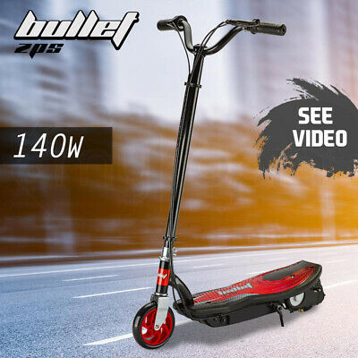 AU208 • Buy 【EXTRA15%OFF】BULLET ZPS Kids Electric Scooter 140W Children Ride Toy Battery