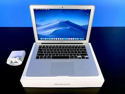 $669 • Buy 13  MacBook Air 2015-2018 Pre-Retina / Intel I5 / 8GB RAM / 256GB SSD / Warranty