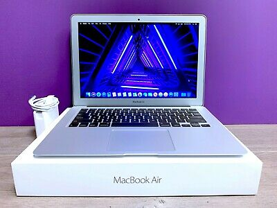 $649 • Buy Apple MacBook Air 13 Laptop / Intel Core / 256GB SSD / OS-2018 / 3 Year Warranty